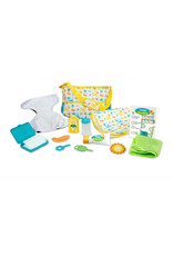 Melissa & Doug Mine To Love Travel Time Play Set