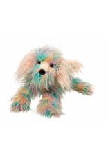 Douglas Plush Jaxton Rainbow Dog