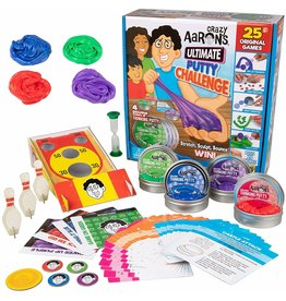 Crazy Aaron Putty Crazy Aaron's Thinking Putty Kit - The Ultimate Putty Challenge
