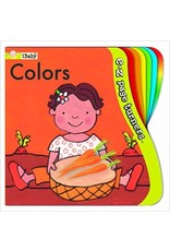 Melissa & Doug EZ Page Turners - Colors, Counting, Shapes, Mommies & Babies