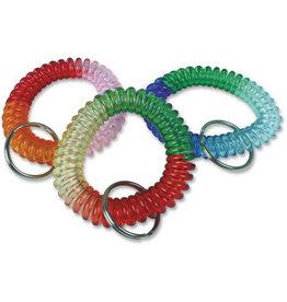 The pencil Grip Wrist Coil - Tricolors