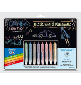 The pencil Grip Wonder Stix Write and Wipe Placemats