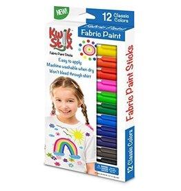 The pencil Grip Fabric Stix - 12 pack