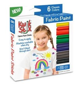The pencil Grip Fabric Stix - 6 pack