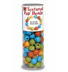 The pencil Grip Textured Pop Beads (100 ct. Tube)