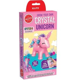 Klutz Klutz Grow Your Own Crystal Unicorn