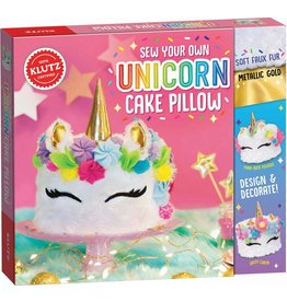 Klutz Klutz Sew Your Own Unicorn Cake Pillow