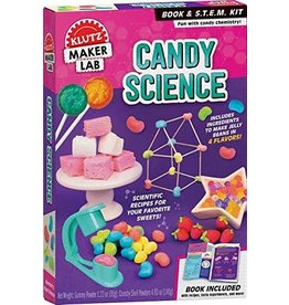 Klutz Klutz Maker Lab Candy Science