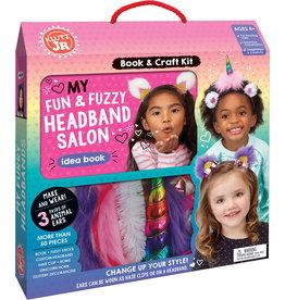 Klutz My Fun & Fuzzy Headband Salon