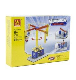 Mechanical Engineering Mechanical Engineering - Merry-go-Round 94pc