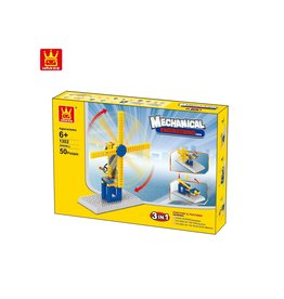 Mechanical Engineering Mechanical Engineering - Windmill 50pc