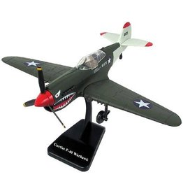 Wowtoyz InAir EZ-Build - Smithsonian P-40 Warhawk