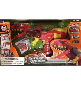 Imex Take Apart - Robot Dino