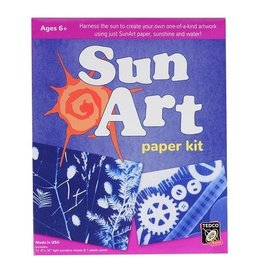 Tedco Toys SunArt Paper Kit 8 X 10""
