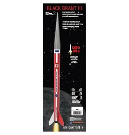 Estes Rockets Hobby Estes Model Rocket - Black Brant 3