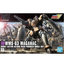 Bandai Hobby Model WMS-03 Maganac Middle Eastern Mobile Suit