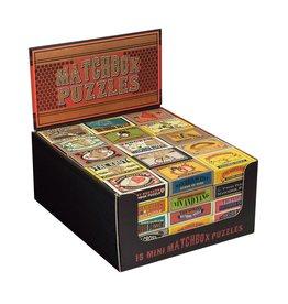 Professor Puzzle Matchbox Puzzle (Assorted)