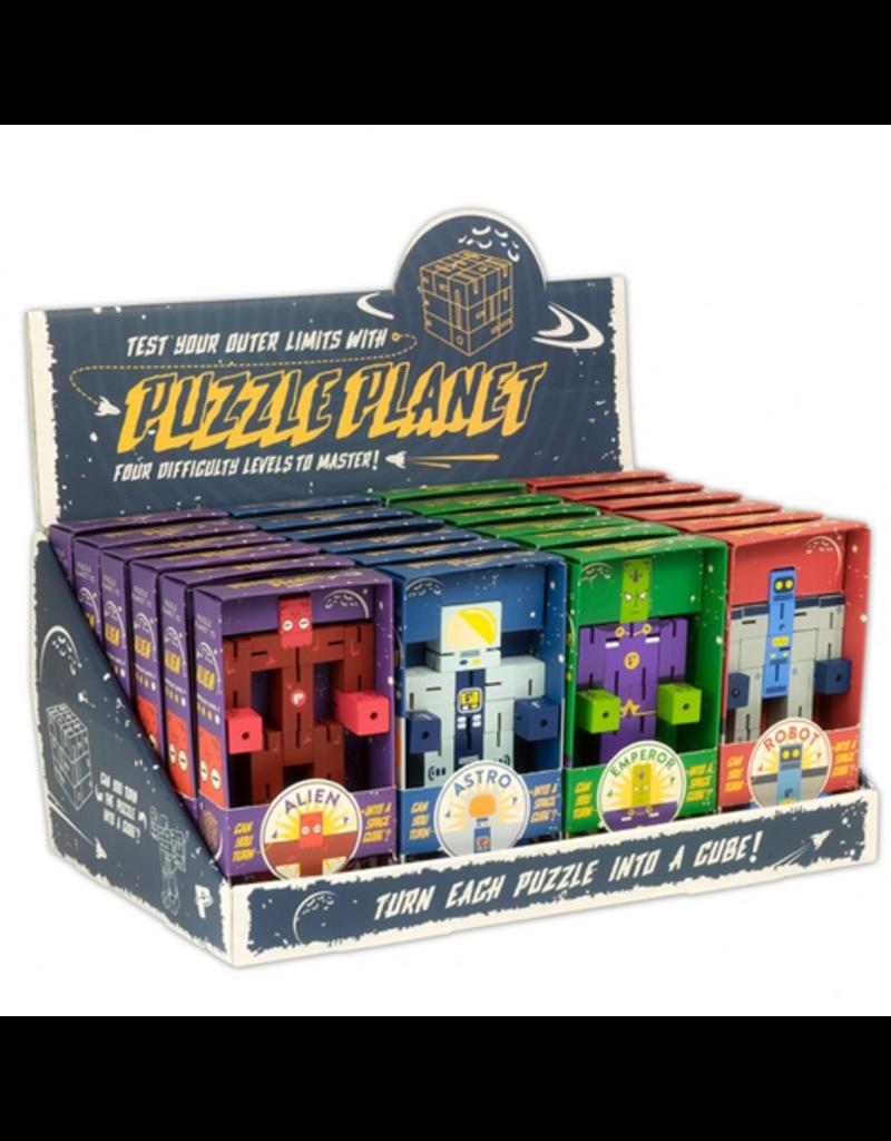 Professor Puzzle Puzzle Planet (Assorted)