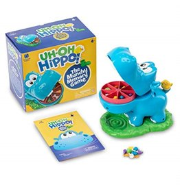 Learning Resources Game - Uh-Oh Hippo