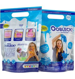 SteveSpanglerScience.com Oobleck! - Blue