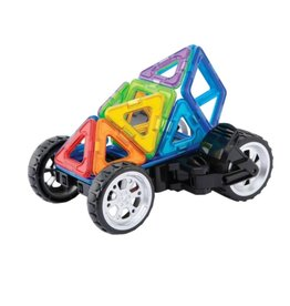 Magformers Magformers Amazing Transform Wheel Set (17 Pieces)