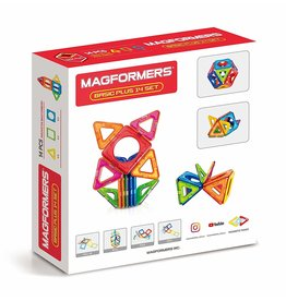 Magformers Magformers Basic Plus (14 Piece)