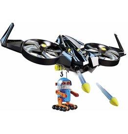 Playmobil Playmobil The Movie - Robotitron with Drone