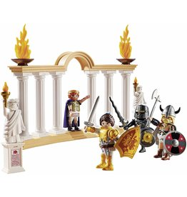 Playmobil Playmobil The Movie - Emperor Maximus in the Colosseum
