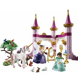 Playmobil Playmobil The Movie - Marla in the Fairytale Castle