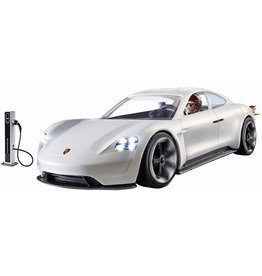Playmobil Playmobil The Movie - Rex Dasher's Porsche Mission E