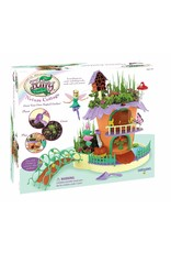 PLAYMONSTER Craft Kit My Fairy Garden - Nature Cottage