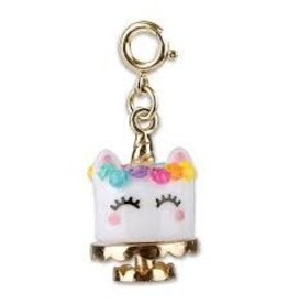 CHARM IT! Jewelry Charm It! Gold Unicake Charm