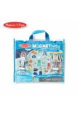 Melissa & Doug Magnetivity - Dress and Play Careers