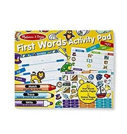 Melissa & Doug Sticker Activity Pad - First Words