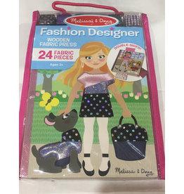 Melissa & Doug Craft Kit Fashion Designer