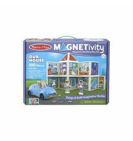 Melissa & Doug Magnetivity - Our House