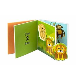 Melissa & Doug Baby Soft Shapes Book - Counting