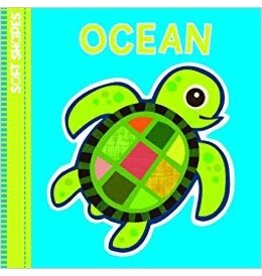 Melissa & Doug Baby Soft Shapes Book - Ocean