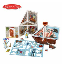 Melissa & Doug Magnetivity Pirate Cove
