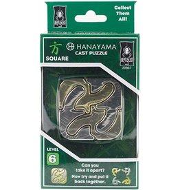 HANAYAMA Hanayama Cast Puzzle - Square - Level 6