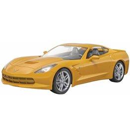 Revell Hobby Model Car Revell SnapTite - 2014 Corvette Stingray