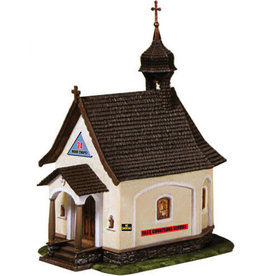 Model Power Hobby Ho Scale Model Building - 24 Hour Chapel