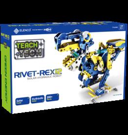 Elenco Rivet Rex 12 Solar Hydraulic Robot