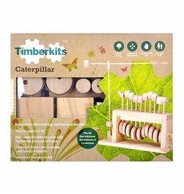 Elenco Timberkits - Catepillar