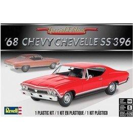 Revell Hobby Revell SnapTite Model Car - '68 Chevy Chevelle SS 396