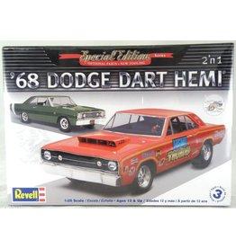 Revell Hobby Revell SnapTite Model Car - '68 Dodge Dart Hemi (1:25)