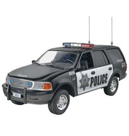 Revell Hobby Revell SnapTite Model Car - Ford Police Expedition