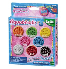 Aquabeads Aquabeads Solid Bead Pack Refill (800 pc)