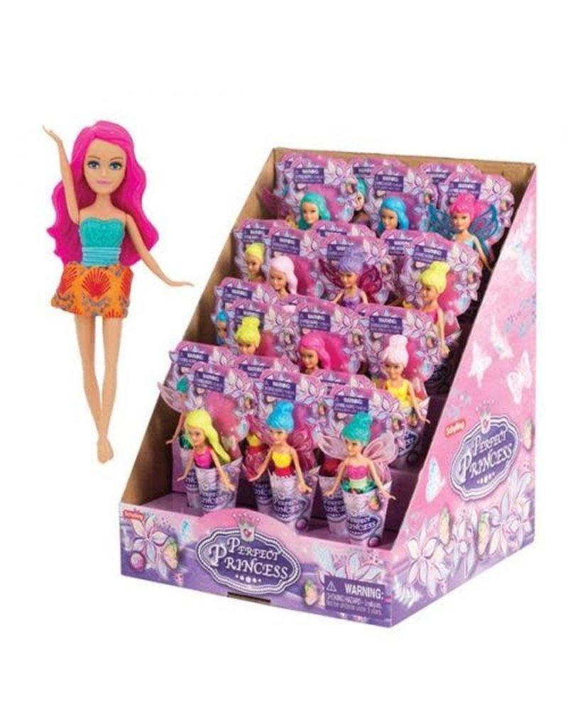 Schylling Toys Perfect Princess Mini Fairy Dolls