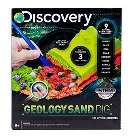 Discovery Kids Discovery Kids Geology Sand Dig